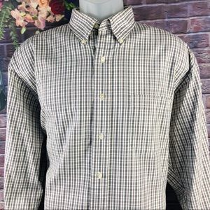 Brooks Brothers Men's Shirt Long Sleeve Size L